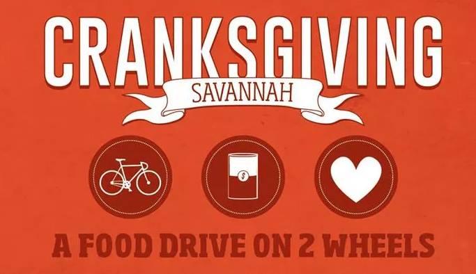Cranksgiving Savannah